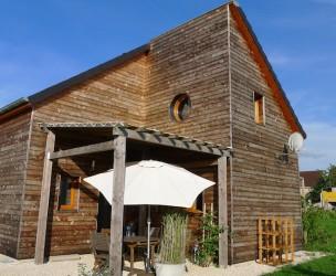 Maison bois - Laperrière (21)