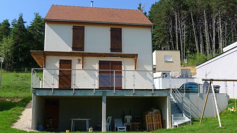 maison BBC Isopre Reulle