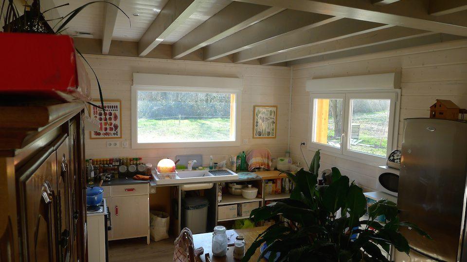 Maison Bois 21 Chambeire