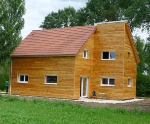 Maison bois - Chambeire (21)