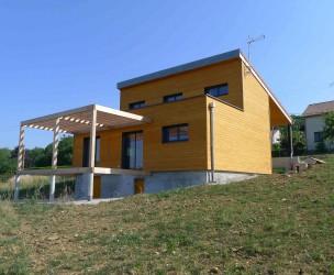 Maison bois - Aprey (52)