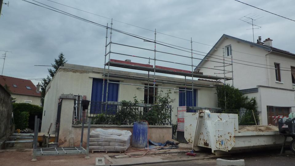 rénovation maison 21 dijon