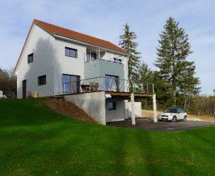 Maison Ossature Bois - Is sur Tille (21)