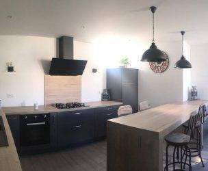 Rénovation Maison - Saint-Léger-Triey (21)